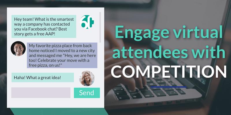 make virtual events engaging