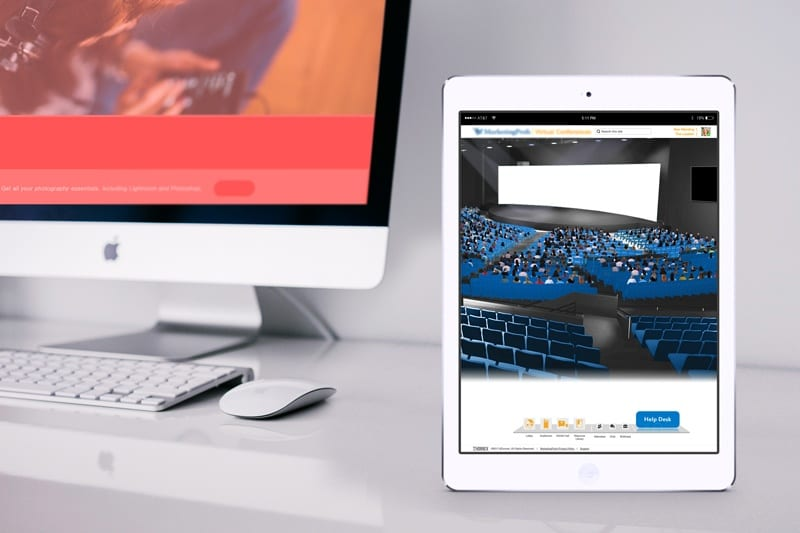 webinar & theater