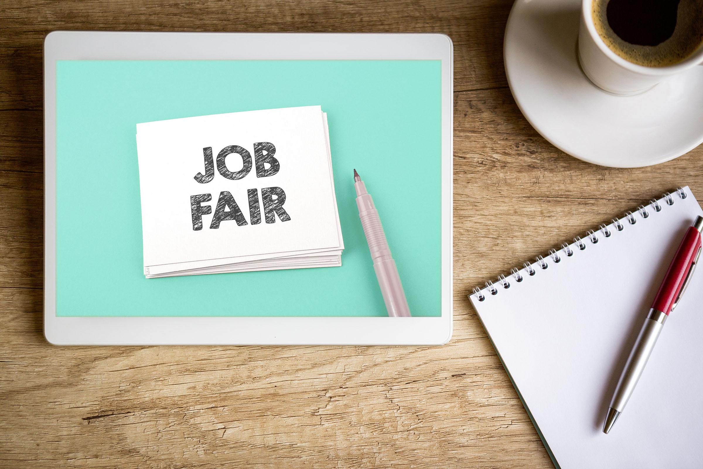 benefits of virtual job fair