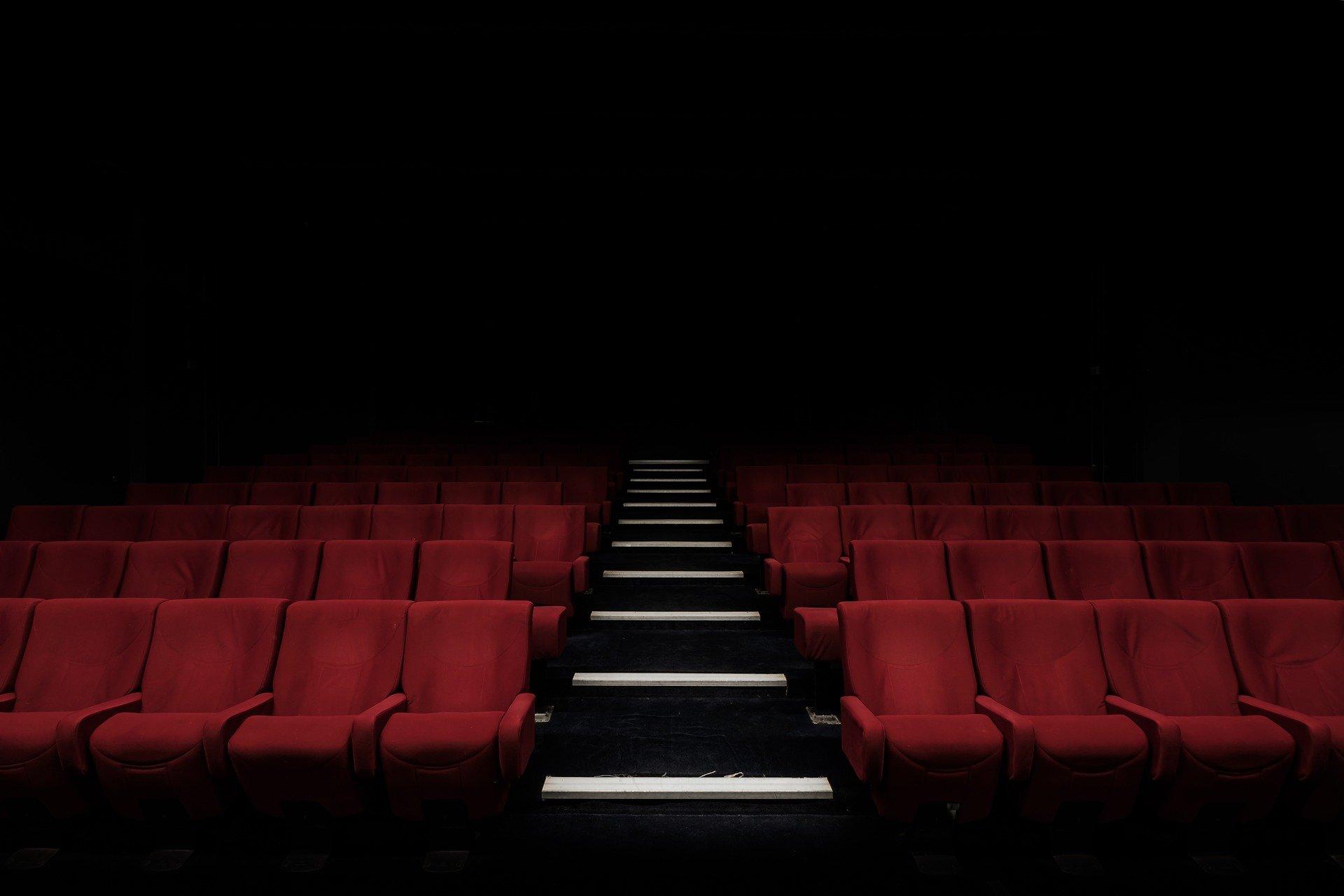virtual venue webinar theater